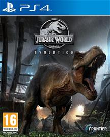 Jurassic World Evolution, PS4 -peli