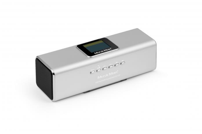 Technaxx MusicMan BT-X29, radio & Bluetooth-kaiutin
