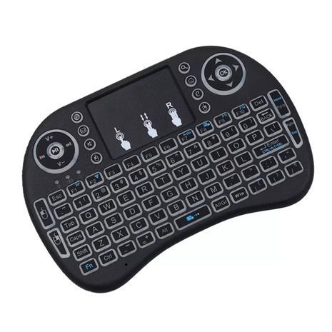 Ktaxon Backlight Mini, näppäimistö/kauko-ohjain