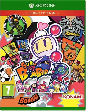 Super Bomberman R, Xbox One -peli