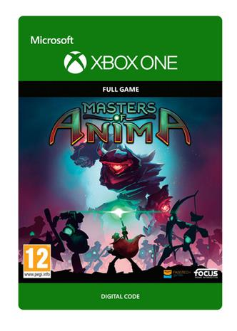 Masters of Anima, Xbox One -peli