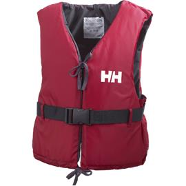 Helly Hansen U SPORT II VEST RED