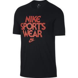 Nike M NSW CNCPT TEE BLACK/RED