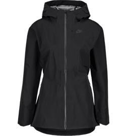 Nike W NSW TCH WVN JKT BLACK/BLACK