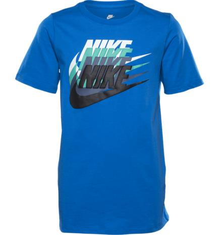 Nike J SUNSET FUTUR TEE BLUE NEBULA