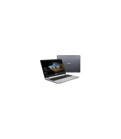 """Asus VivoBook X507UA-EJ085T (Core i5-7200U, 4 GB, 1000 GB, 15,6"""", Win 10), kannettava tietokone"""