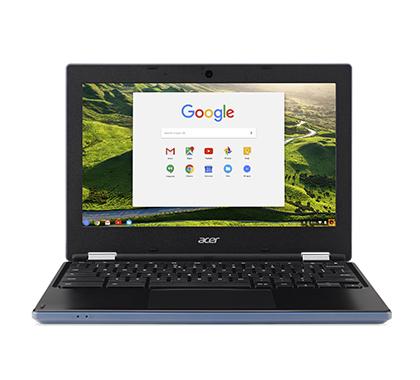 "Acer Chromebook 11 CB3-131-C6GF NX.GR3ED.008 (Celeron N2840, 4 GB, 32 GB eMMC, 11,6"", Chrome OS), kannettava tietokone"