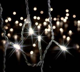 Valosarja LED 20 lämmin valkoinen Kirkas johto