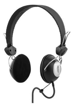 Deltaco HL-30, kuulokemikrofoni