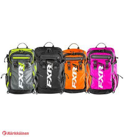 FXR Ride Pack reppu