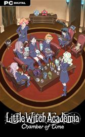 Little Witch Academia: Chamber of Time, PC -peli
