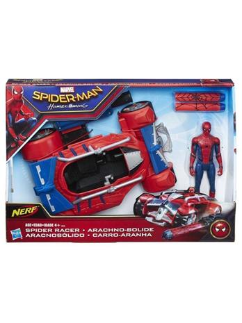 Hasbro Marvel Spiderman Spider Racer m/figur