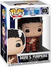 Saturday Night Live David. S. Pumpkins Vinyl Figure 03 Keräilyfiguuri Standard