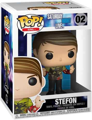 Saturday Night Live Stefon Vinyl Figure 02 Keräilyfiguuri Standard