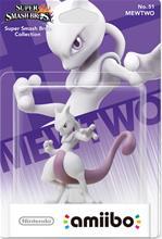 Amiibo Super Smash Bros. MEWTWO No 51 (Vantaa myymälä)