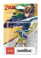 amiibo The Legend of Zelda Link Skyward Sword hahmo