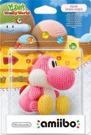 Amiibo Yoshi's Woolly World Collection Yarn Yoshi Pink (Vantaa myymälä)