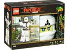 Lego Ninjago Movie - Zane, naamiaisasu
