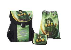 LEGO - EASY School Bag Set (3 pcs.) - Ninjago - Lloyd (20015-1807)