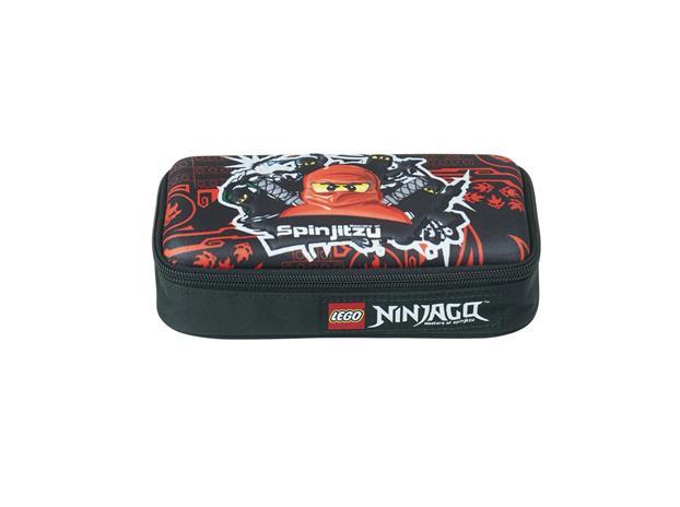 LEGO - 3D Pencil Case - Ninjago - Team Ninja (20027-1809)