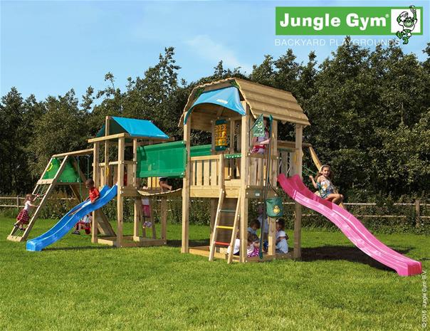 Jungle Gym Leikkiuniversumi 1, täysi kokonaisuus