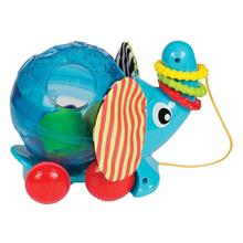 Playgro - Jerrys Class - Pull Along Elephant