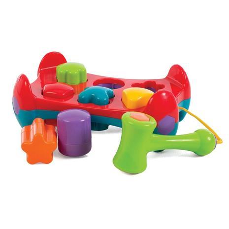 Playgro - Jerrys Class - Shape Sorting Tray