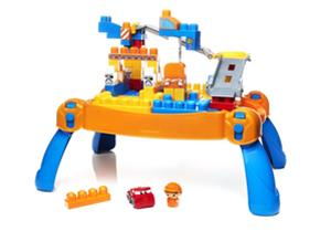 MEGA BLOKS® Build 'n Go Table , A