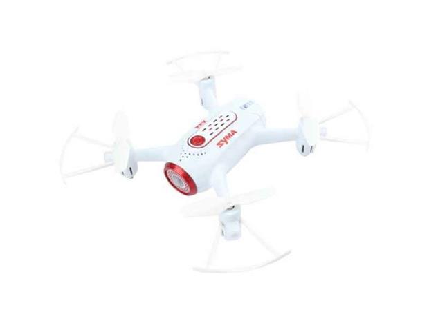 Quad-kopteri SYMA X 22 2.4 G 4-kanavainen gyro (valkoinen) , Toys