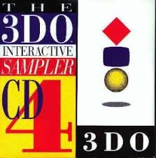 Interactive Sampler 4 - 3DO