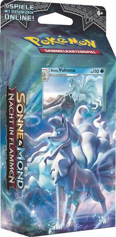 Pokemon - Themepack - Sun Moon 3 - Burning Shadows - Luminous Frost