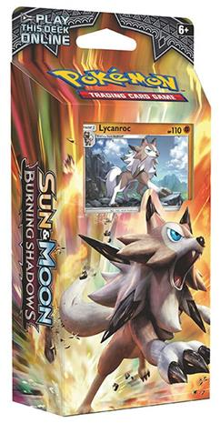 Pokemon - Themepack - Sun Moon 3 - Burning Shadows - Rock Steady