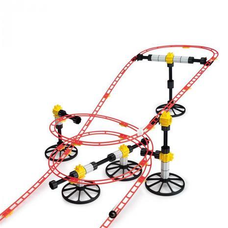 Quercetti - Roller Coaster - Mini Rail (28643000), Muut lelut