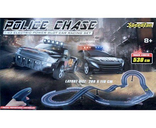 Speedzan - Police Chase Racetrack 530cm (520405)