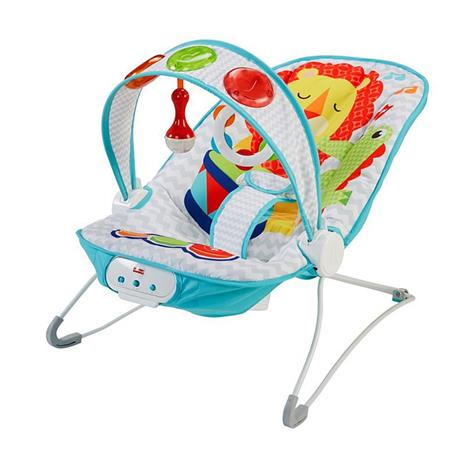 Fisher Price - Kick 'n Play Musical Bouncer (FTX89)