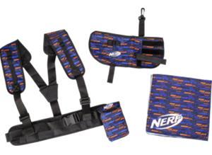 NERF Elite Multi-Pack -varusteet