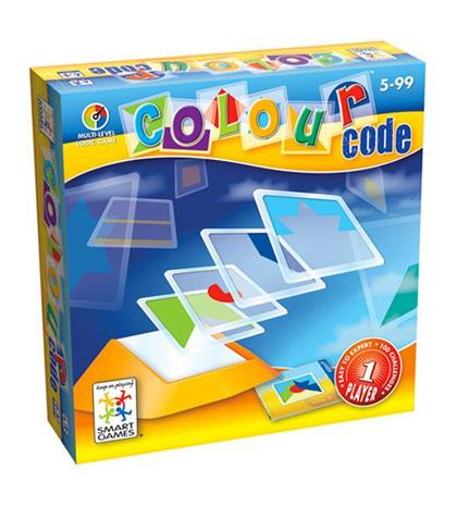 Smart Games - Colour Code (SG090)