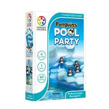 Smart Games - Penguin Pool Party (SM431)