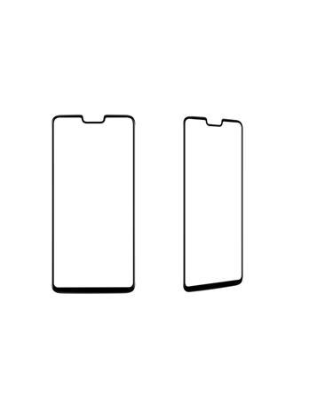 OnePlus 6, näytön lasisuoja