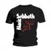 Black Sabbath : Creature T-paita musta XL