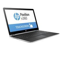 """HP Pavilion x360 15-br011no (Core i3-7100U, 8 GB, 256 GB SSD, 15,6"""", Win 10), kannettava tietokone"""