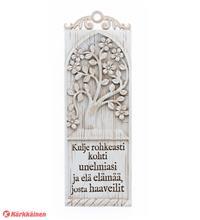 H&H Rohkea 17x6 cm kyltti