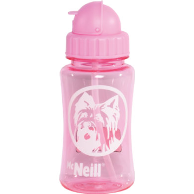 McNEILL Juomapullo 350 ml, 052 vaaleanpunainen