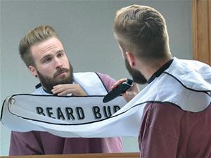 Beard buddy -parranajoessu