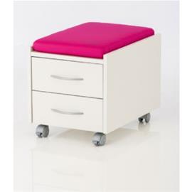 KETTLER Istuintyyny LOGO TRIO BOX / SIT ON Pinkki