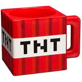 Minecraft TNT muovimuki (punainen)