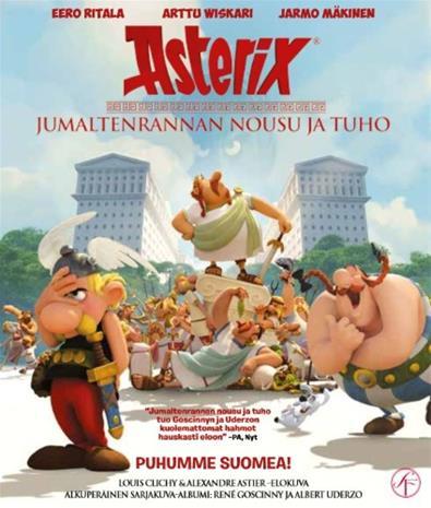 Asterix Ja Obelix Elokuvat