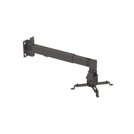 TooQ PJ4012WT, projektorin seinäteline, max 20 kg