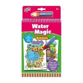 Galt Water Magic Värityskirja, Eläimet