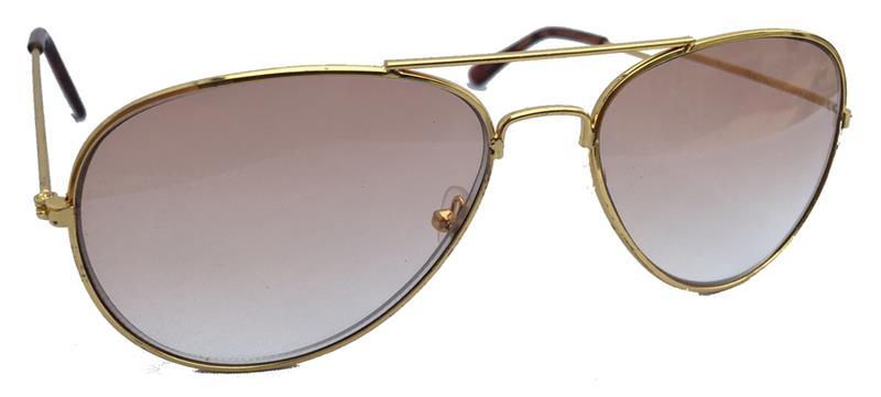 Sol/Läsglasögon Pilot +2.00 Duga Guld